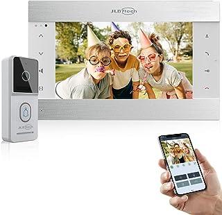 JLB7Tech Wired IP Video Doorbell,10
