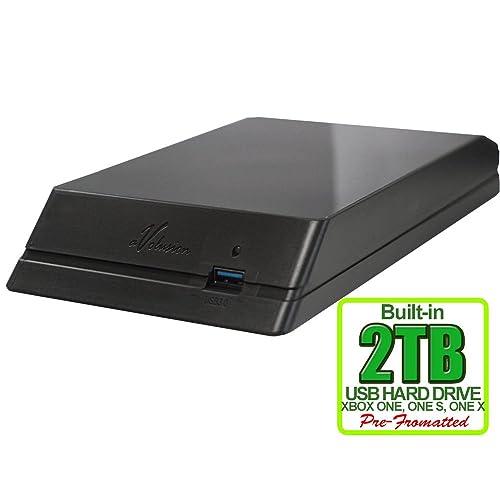 Xbox One S Storage: Amazon com