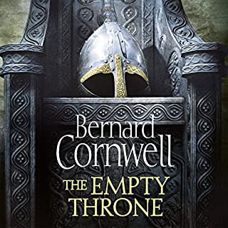 The Empty Throne     The Last Kingdom Series, Book 8              By:                                                                                                                                 Bernard Cornwell                               Narrated by:                                                                                                                                 Matt Bates                      Length: 11 hrs and 12 mins     69 ratings     Overall 4.7
