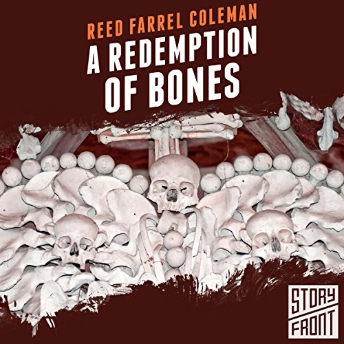 A Redemption of Bones audiobook cover art