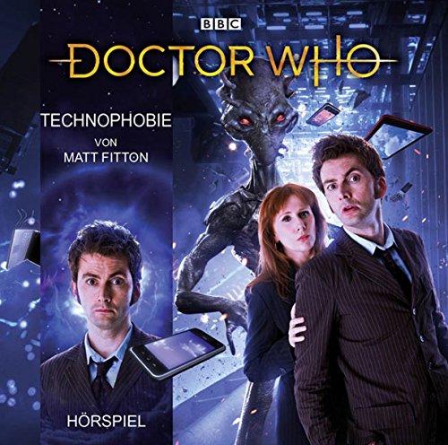 Doctor Who - Technophobie (Hörspiel)