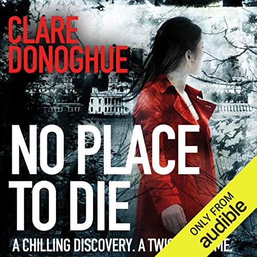 No Place to Die audiobook cover art