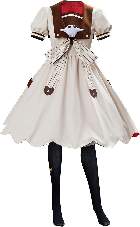 COSTHAT Recommendation Women Girls Nene Yashiro Dress Halloween Cosplay Max 84% OFF Costume