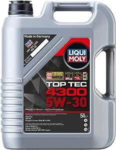 Liqui Moly 3741 Top Tec 4300 Motor l W-30 Liter