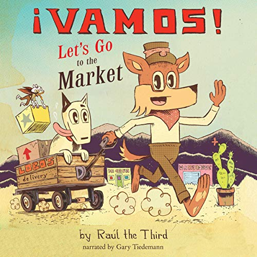 ¡Vamos! Let's Go to the Market Titelbild