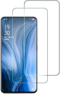 2Pack Tempered Glass Screen Protector For Oppo Reno 2F