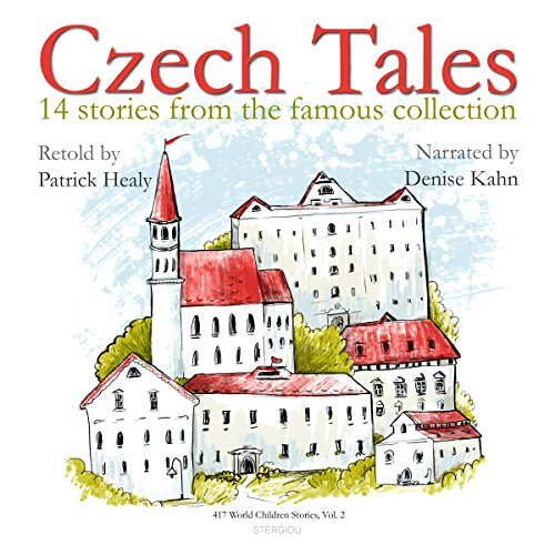Czech Tales audiobook cover art