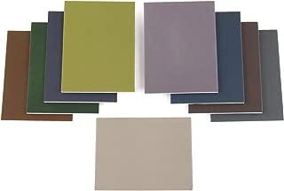 Legacy Super Fine Mesh Sanding / Polishing Pads, 9 pieces, 3