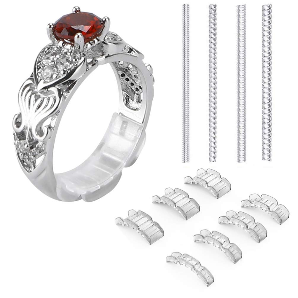Styles Invisible Adjuster Loose Rings