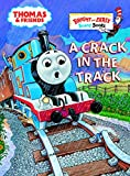 A Crack in the Track (Thomas & Friends) (Bright & Early Board Books(TM))