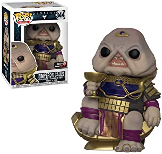 Funko Pop! Games Destiny Emperor Calus #344