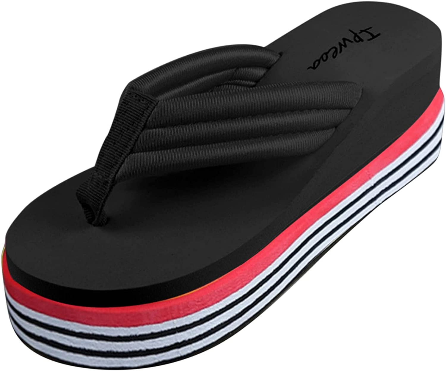 Platform Max 88% OFF Flips Flops for Free shipping Women Household S Beach Pool Ladies