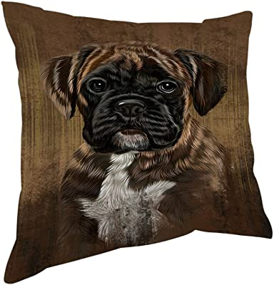 "Waggy Dogz Dog Breeds 17"" Filled Cushions"