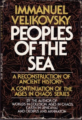 Peoples of the Sea (The Ages in Chaos Series, Vol. 5)