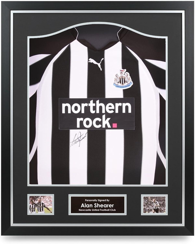 huge discount 7ef66 fb2fb Alan Shearer Signed Shirt Newcastle United Framed Framed ...