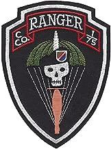 C Co 1/75 1st Battalion 75th Ranger Regiment Patch