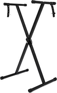 Adjustable X-Style Music Keyboard Stand Foldable Classic Key