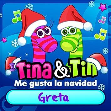 Me Gusta la Navidad Greta