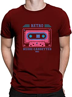 PrintOctopus Men's & Women's Regular Fit T-Shirt