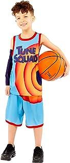 Amscan 9912076 - Kids Space Jam Basketball Costume 10-12 Yrs