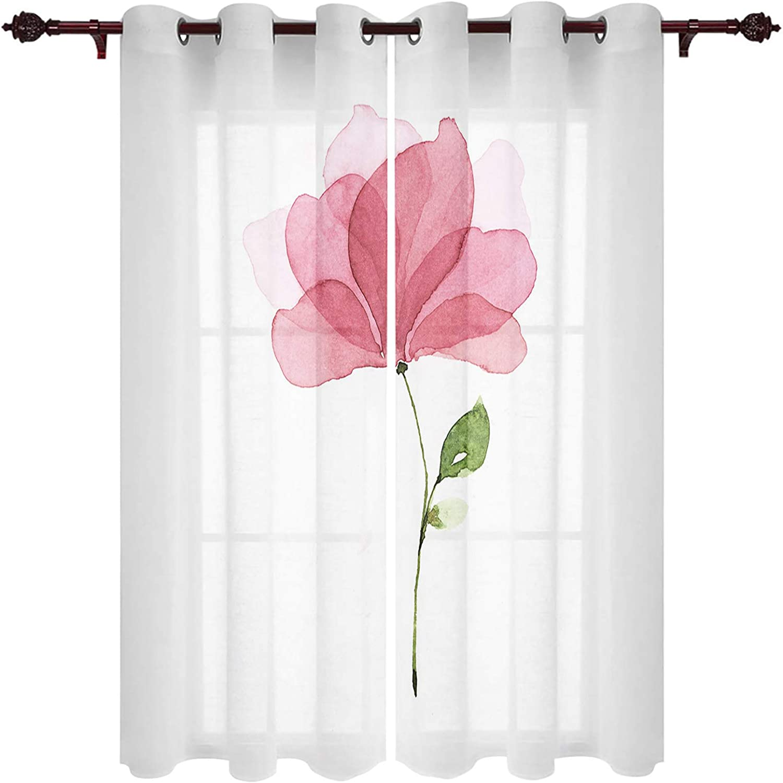 Louisville-Jefferson County Mall EZON-CH gift Window Draperies Grommet Living Curtain Pane Room