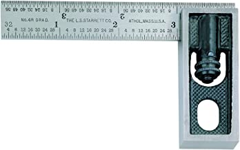 Argent//Noir Stubai 345401 Trusquin multifonctions 250 mm
