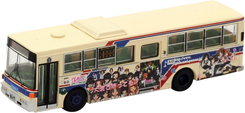 Basukore Verkehrs Ibaraki Girls & Panzer-Bus (Japan-Import) B00CU3YW0O Billiger als der Preis  | Eine Große Vielfalt An Modelle 2019 Neue