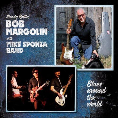 Bob Margolin with Mike Sponza Band