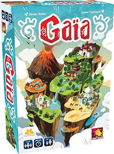 Asmodee Tiki Editions 002863 - Brettspiel - Gaia