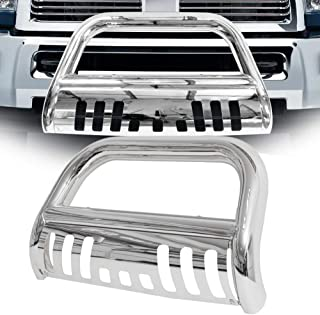 do not fit 1999-2002 sport models FIB Auto Front Stainless Bull Bar w//Skid Plate For 1994-2001 Dodge Ram 1500; 1994-2002 Dodge Ram 2500 3500