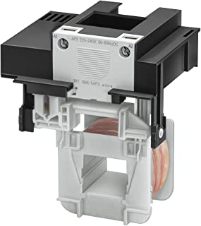 Siemens 3RT19 55-5AF31 Contactor Withdrawable Coil, S6 Size, 110 - 127VAC/VDC Rated Control Supply Voltage