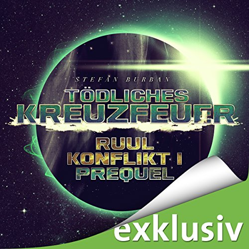 Tödliches Kreuzfeuer audiobook cover art