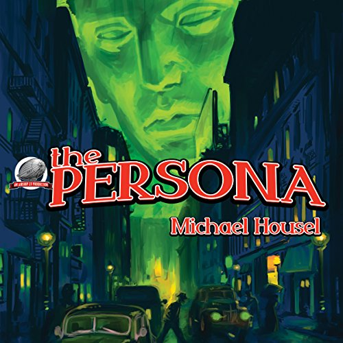 The Persona audiobook cover art