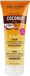 Marc Anthony Coconut Oil Curl Cream 5.9 Ounce (174ml) (2 Pack)