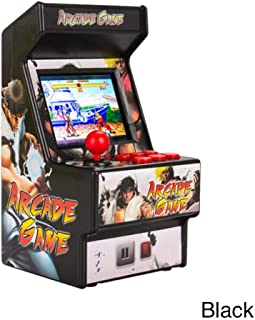 puremood Game Boy Recreational Machines Mini Arcade Handheld Game Console Classic Retro Game Console 16 Bit Console New Street Fighter Home Arcade