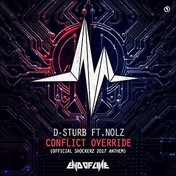 Conflict Override (Official Shockerz 2017 Anthem)