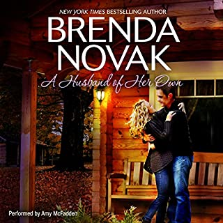 A Husband of Her Own audiobook cover art