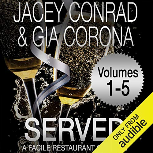 Couverture de Served