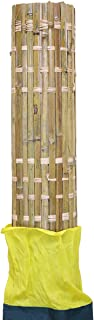 The Sieger Sukkah Bamboo Mats (Schach) Kosher Certified Mehadrin (6' x 10')