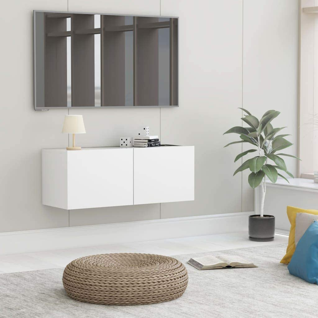 TV Cabinet Simple Design Offers Ample Limited price sale Storage 2021 new Space Console Ce