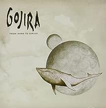 gojira from mars