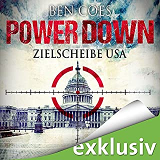 Power Down - Zielscheibe USA Titelbild