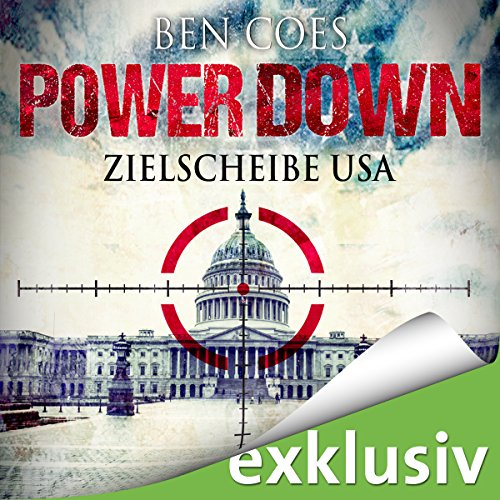 Power Down - Zielscheibe USA audiobook cover art