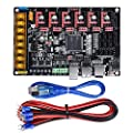PoPprint SKR PRO V1.2 3D Printer Control Board 32-bit CPU Mother Board Support TMC2130/2208/5160 Motor Driver TFT28/35 Touch Screen for 3D Printer Part
