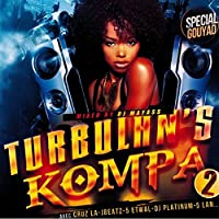 TURBULAN''S KOMPA 2 - Cruz la,jbeatz.. (1 CD)