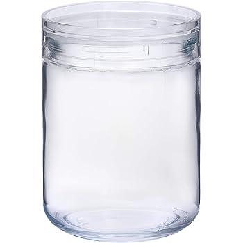 セラ―メイト 保存 容器 ガラス キャニスター 800ml チャーミークリアー L2 日本製 221138