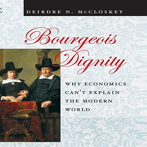 Bourgeois Dignity audiobook cover art