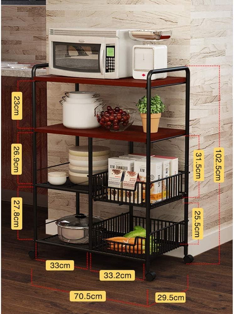 Kitchen shelf HUO Estante Lowest price challenge Cocina supreme De Almacenamiento Sumini