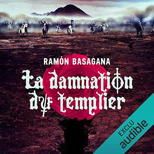 La damnation du templier cover art