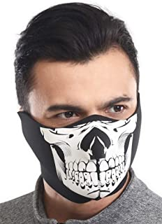 Half Face Balaclava Ski Mask for Cold Weather - Men's...